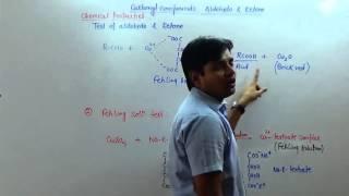 8  Aldehyde & Ketone   Tests