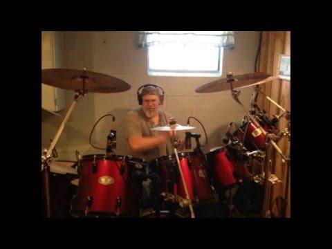 I'm Alright Drum Cover - Keith Baker (DAS)