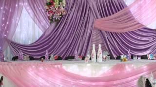 Украшение залов! Оформление свадьбы.(, 2013-02-12T06:47:12.000Z)