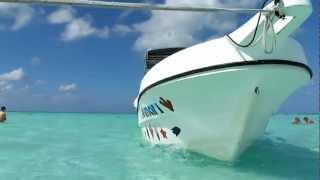 Isla Saona - Piscina Natural - Dominican Republic