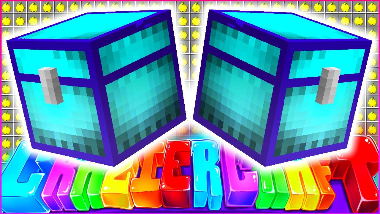 """Download Minecraft CRAZIER CRAFT SMP - """"ANTI-CREATIVE STRONGBOX"""" - Episode 105"""