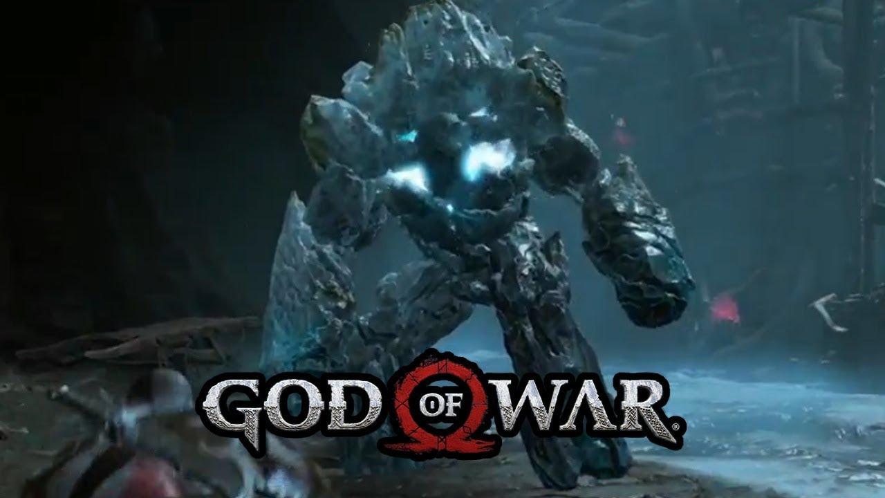 Of War Frost Ancient Boss Battle