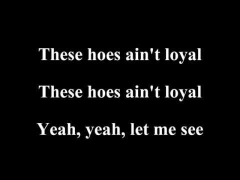 Chris Brown - Loyal ft Wayne,Tyga (Lyrics)