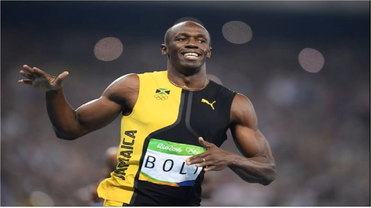Usain Bolt Wins 100m Gold Medal For Third Successive Olympic Games Rio 2016