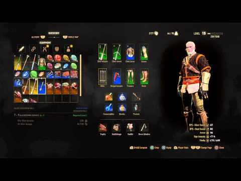 The Witcher 3 Honor Among Thieves Francis Chat Freya