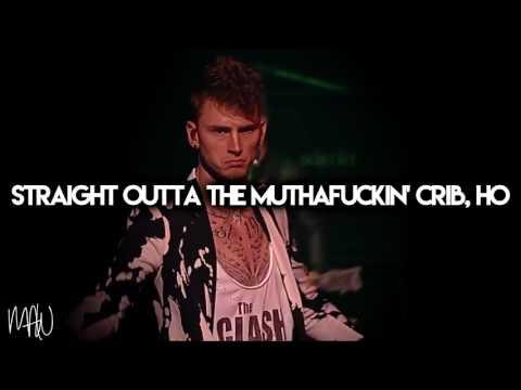 Machine Gun Kelly Ft. Papa Roach - Till I Die (With Lyrics)