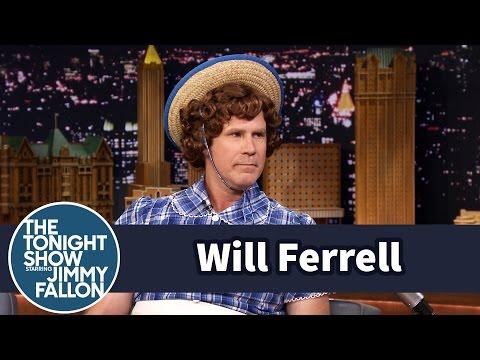 Will Ferrell Disciplines His Kids as Little Debbie