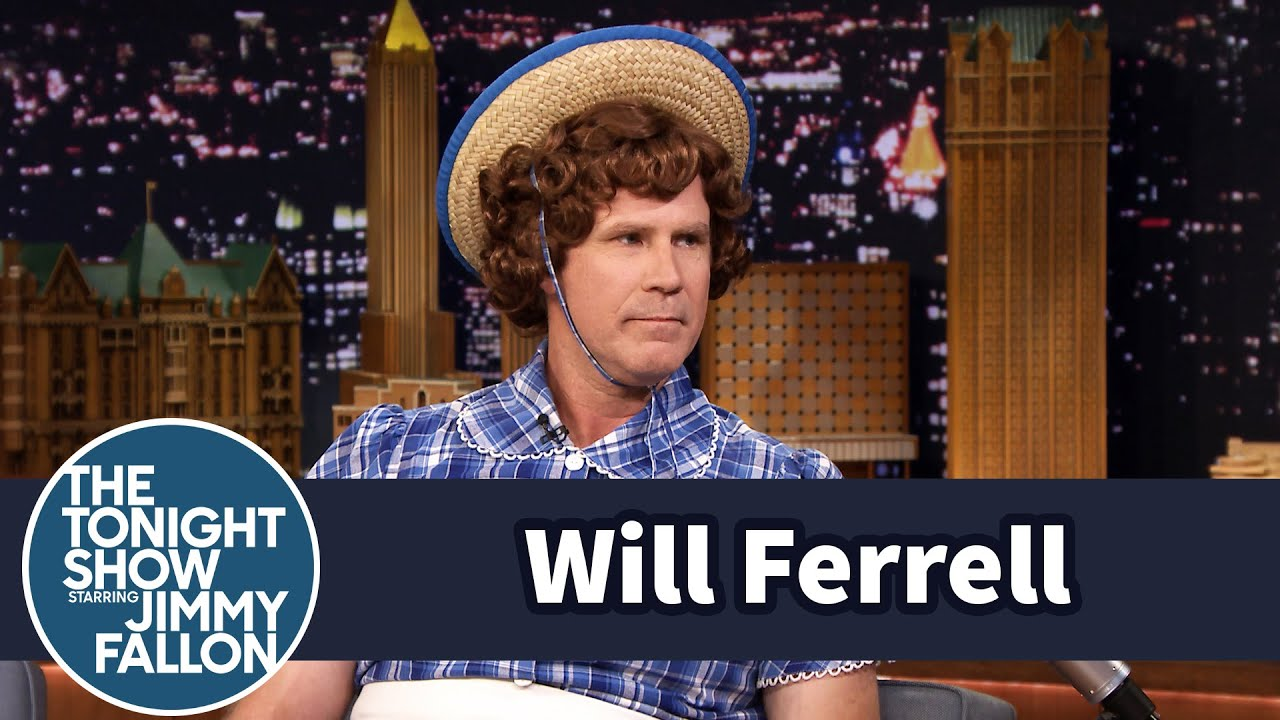 Will Ferrell Disciplines His Kids As Little Debbie Youtube