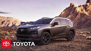 2021 RAV4 Overview | Toyota