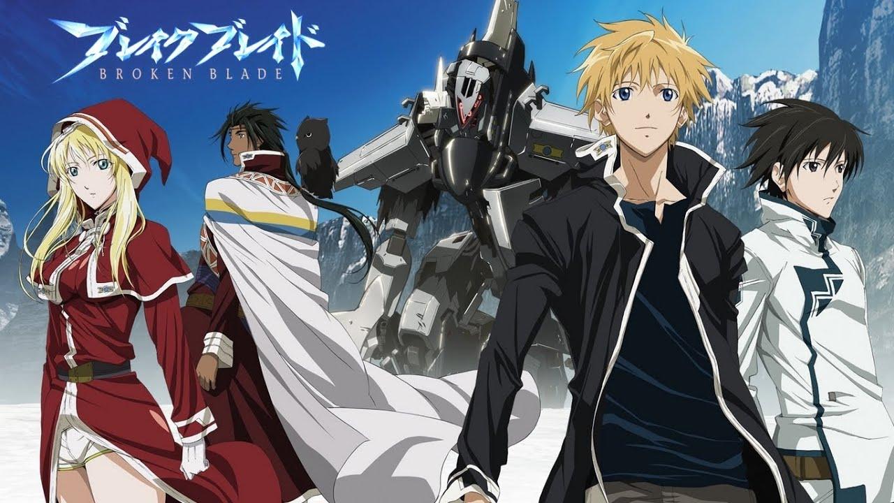 Break Blade 2 Ketsubetsu no Michi - Dublado - YouTube