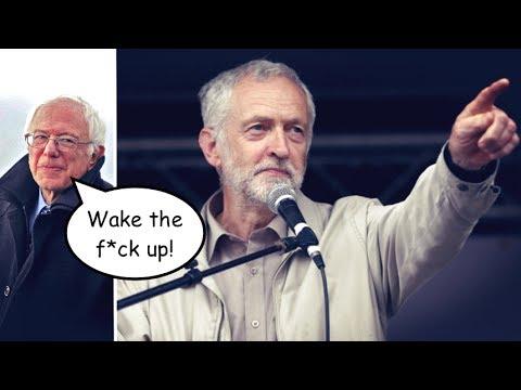 Bernie Sanders To Democrats Jeremy Corbyn Taught Us A