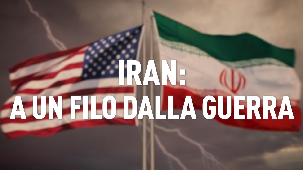 PTV News - 21.06.19 - Iran: a un filo dalla guerra