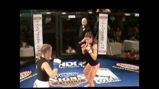 Disorderly Conduct MMA presents The Yin & The Yang Sarah McLeod vs. Alex Stobbe