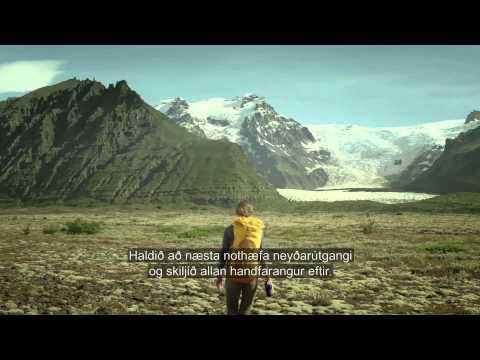 Icelandair In-Flight Safety Video