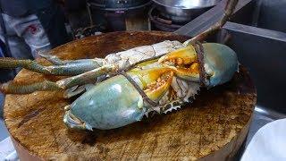 Singapore Fresh Pepper Crab | Gu Ma Jia Private Kitchen