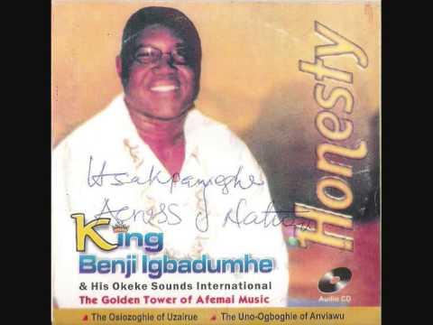 Benji igbadumhe and his okeke sounds international (st) 80s.