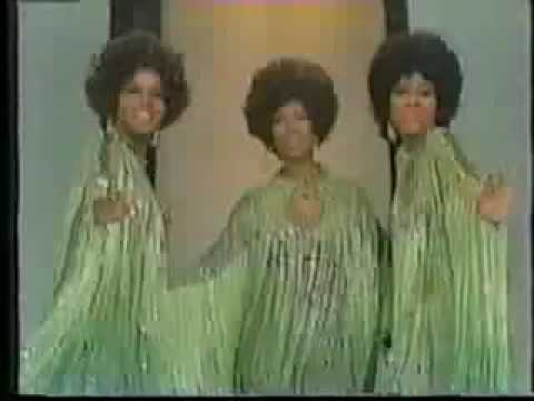 THE SUPREMES 1970 featuring JEAN TERRELL:  LIVE TELEVISION MEDLEY