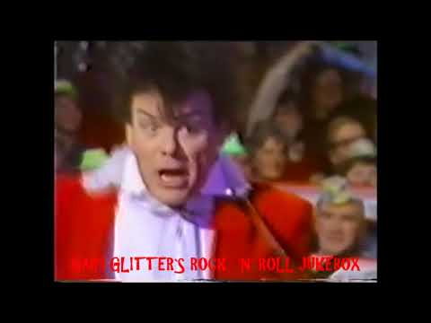 Gary Glitter - Another Rock And Roll Christmas : RARE Pebble Mill PERFORMANCE