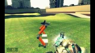 Garry's mod-Робот