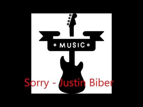 Sorry - Justin Bieber Download Na Descrição