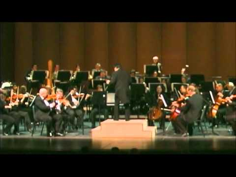 Nikolai - The Merry Wives of Windsor Overture performed by the Victoria Symphony Orchestra