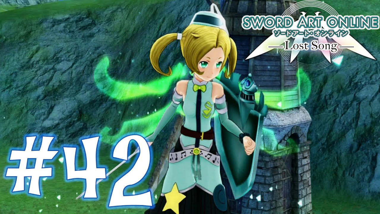 sword art online lost song part 42 pooka character customization
