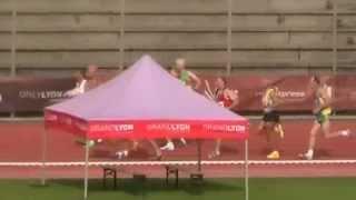 Lyon 2015   M65 800m Final