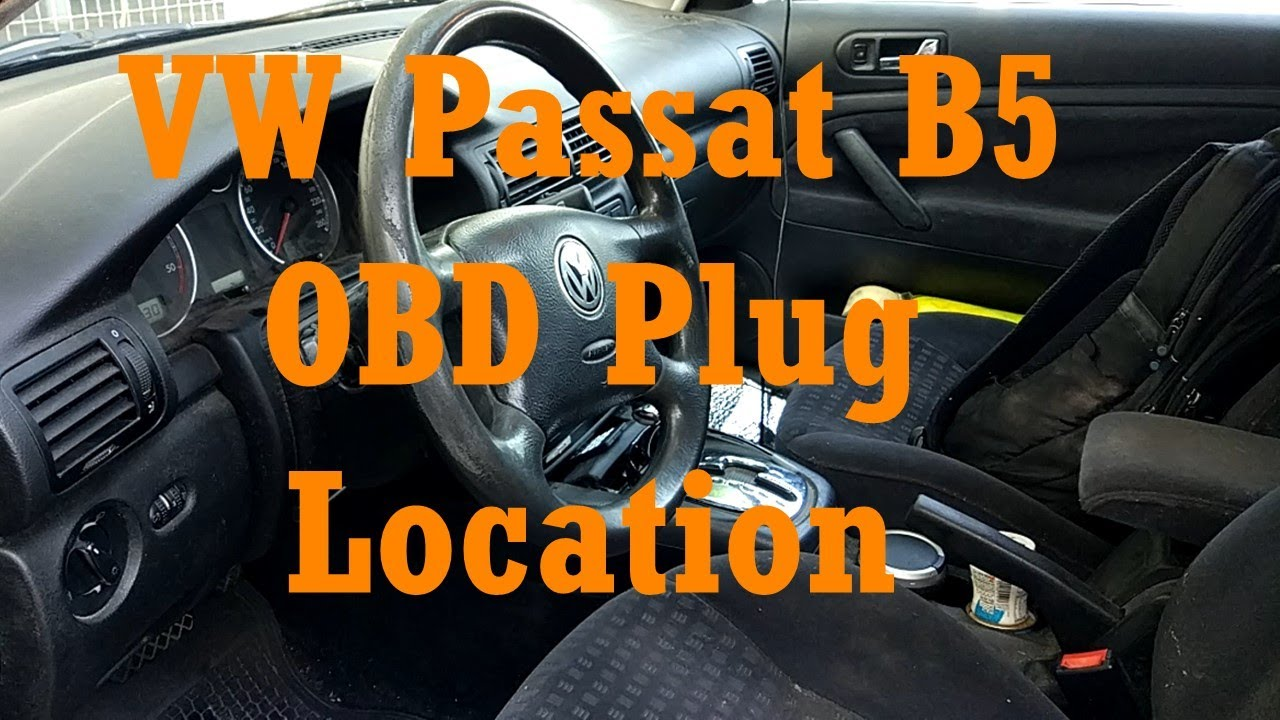volkswagen passat  diagnostic port location diagnostic cable hex  diagnostic sw vcds vw