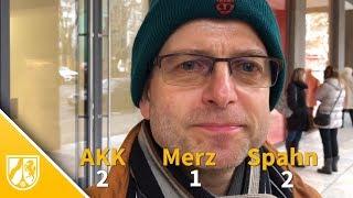 CDU-Parteivorsitz: So würden die Düsseldorfer wählen