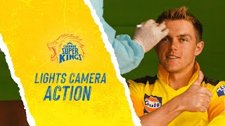 BTS - Lighta Cameras, Neraya Super Actions. #WhistlePodu #Yellove #SavourTheMoment 🦁💛