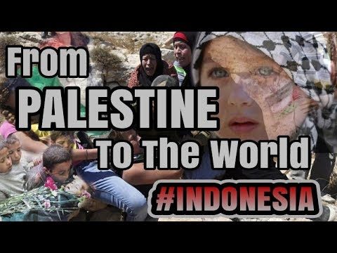 Our Message to The World For Palestine