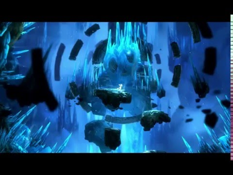 (Ori And The Blind Forest) Wind Escape Sequence