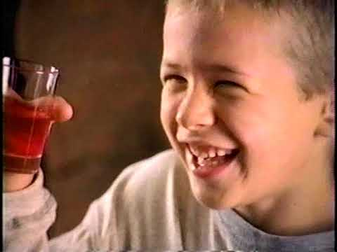 Alka Seltzer Plus Children's Cold Medicine Commercial (2000)