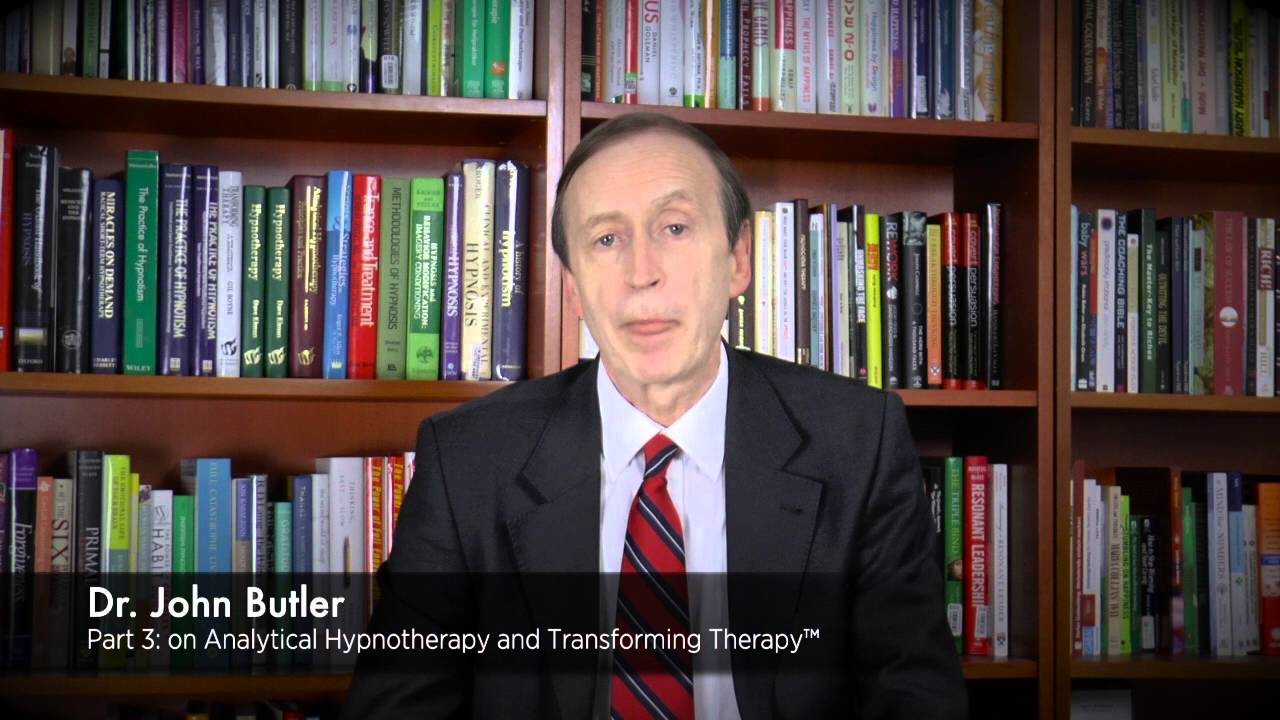 Part 3: Dr. John Butler on Analytical Hypnotherapy and ...