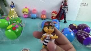 爱探险的朵拉小猪佩奇小马宝莉 托马斯和他的朋友们