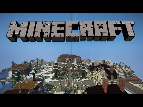 CueballCraft Cracked Survival Trailer