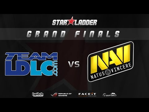 LDLC vs Na'Vi - MAP 4 (SLTV Starseries XI GRAND Finals)