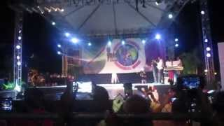 DANCEHALL QUEEN INTERNATIONAL JAMAICA 2014 BOMBOM 1ROUND