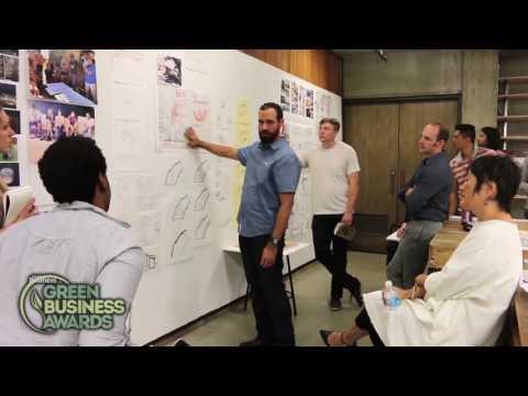 University of Utah DesignBuildBLUFF: Green Business Awards