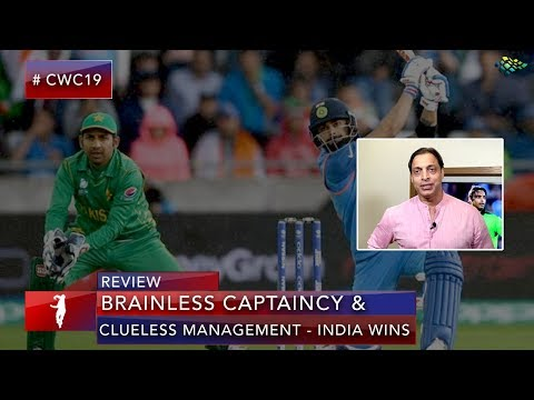 "INDvPAK: Shoaib Akhtar Lambasts Pakistan Cricket Team and ""Brainless"" Captain In 11-Minute Video"