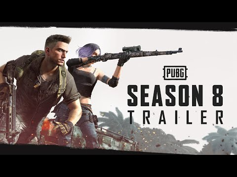 Season 8 Gameplay Trailer | PUBG