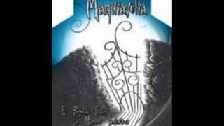 Maquiavelia-Bailarina de papel