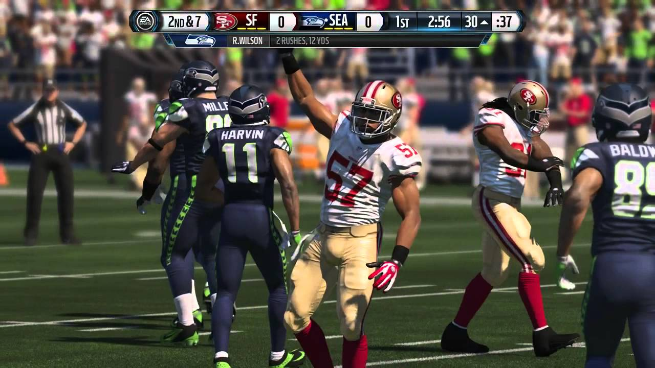 Madden NFL 15 PS4  Seahawks vs. 49ers  FIRST IMPRESSIONS GAMEPLAY!  YouTube