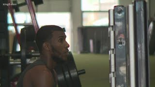 Athletes feel effects of air quality