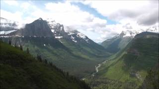 Going to the Sun Road, Opening Day 2016, Glacier National Park, Montana