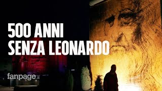 Il 2 maggio del 1519 muore leonardo da vinci. a 500 anni dalla morte genio, generazioni sono state ispirate sua vita e dalle sue opere. 2019 è s...