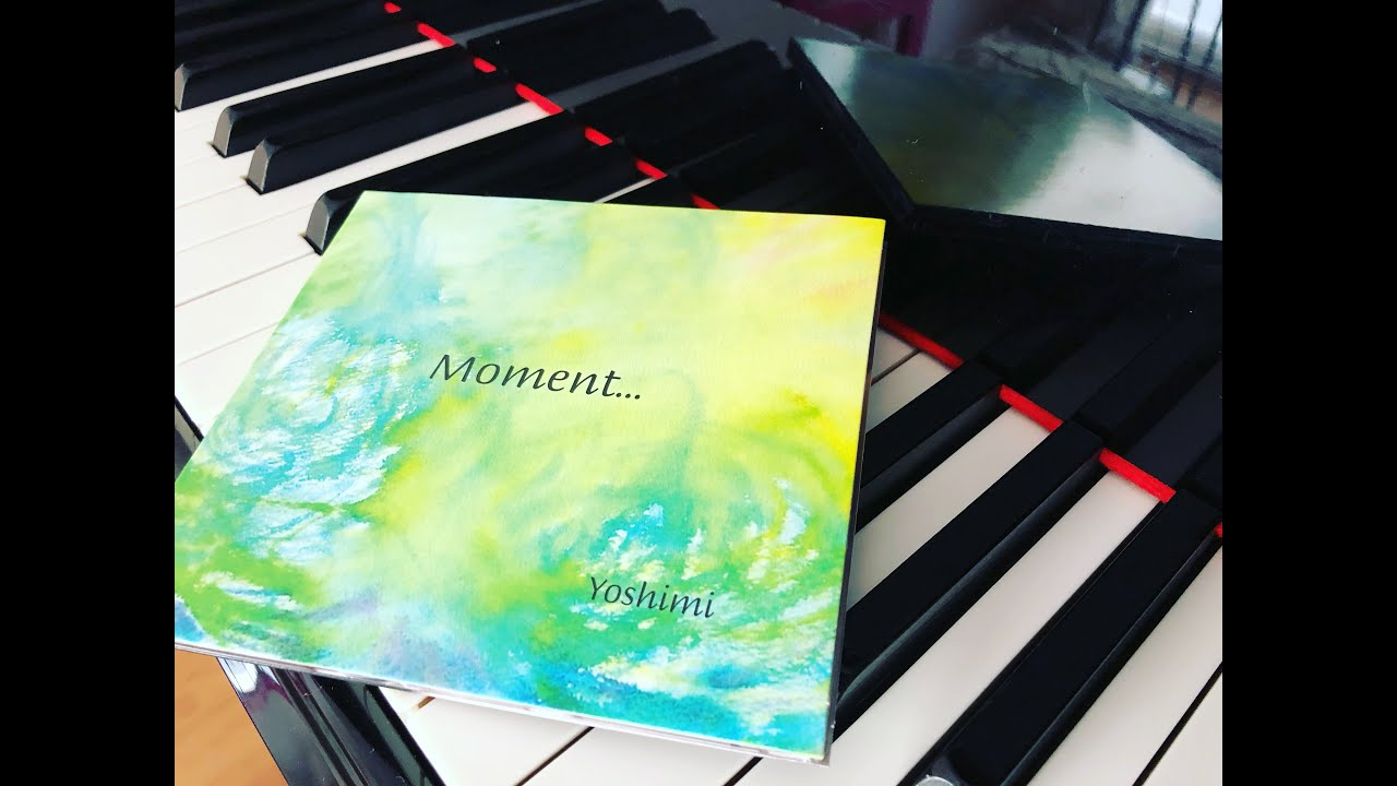 "Descriptions of Kandinsky Album -soul- from Yoshimi's New Album ""Moment.."""