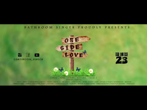 One Side Love - OFFICIAL TEASER | ABDUL & VAISHNAVI | TAMIL ALBUM SONG | VICKY | MANO RITHIK | JEGAN