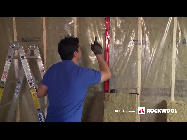 How to Insulate a Basement Header