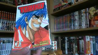 Anime / Manga Pick Ups : Phantom Requiem + Toriko Manga